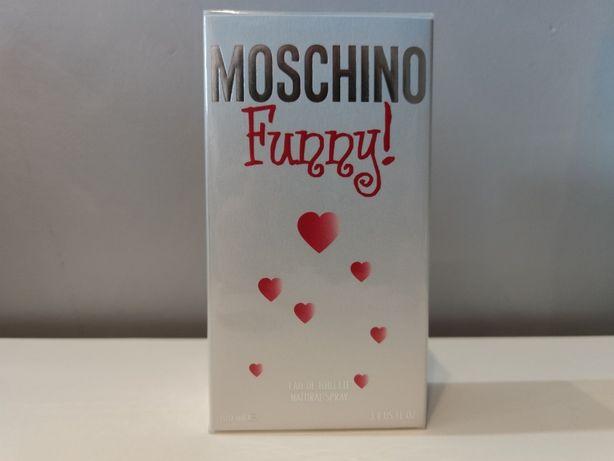 Туалетная вода Moschino Funny Оригинал,100 млл