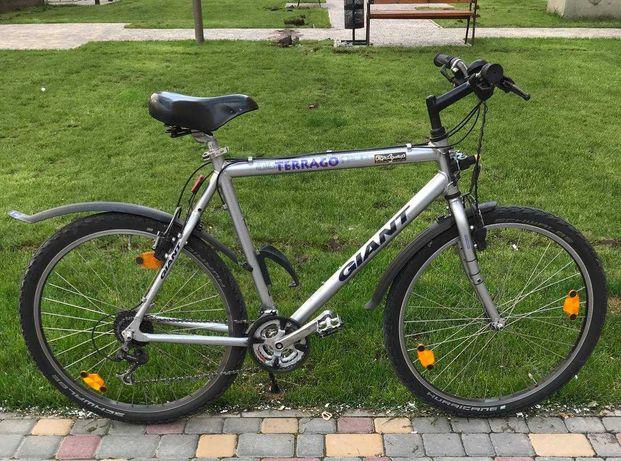 велосипед Giant Terrago (из Европы), обслужен, настроен