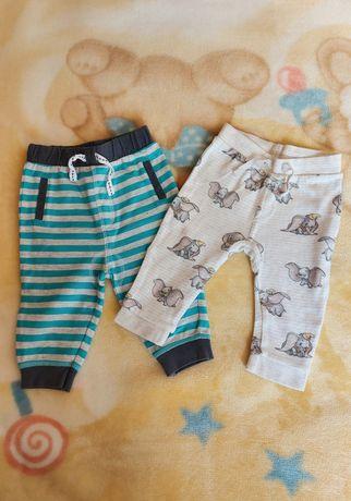 Штани, брюки для хлопчика 6-9 міс. Ціна за 2.