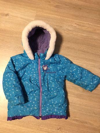 Детская зимняя куртка, дитяча зимова куртка 2 года, 2 роки, krickets