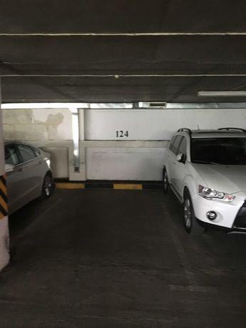 Срочно продам место в паркинге на Тополева 10а 3 этаж