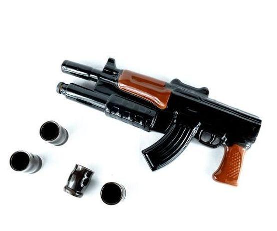 Подарочный набор автомат Калашникова, АК-47, крутой подарок мужчине