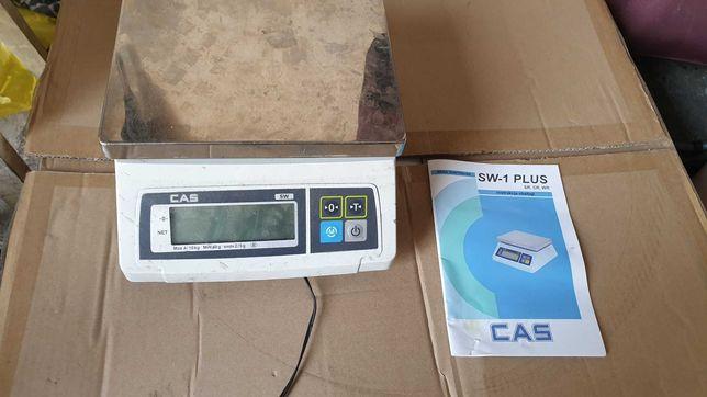 Waga CAS SW-1S plus