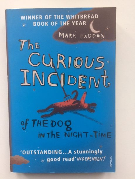 The curious incident of the dog in the night time. Mark Haddon