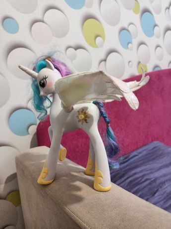 Kucyk Pony Księżniczka Celestia