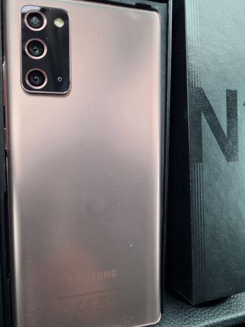 Samsung Note 20 Brązowy