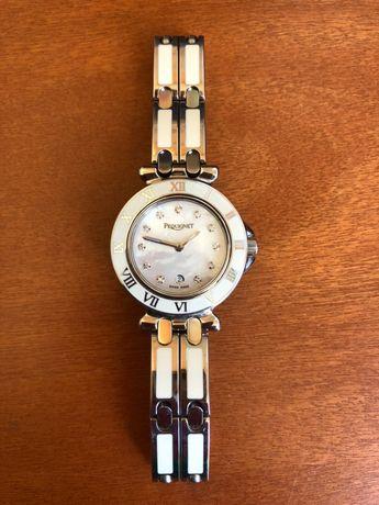 Женские часы Pequignet moorea swan pq7750503cd Швейцария оригинал