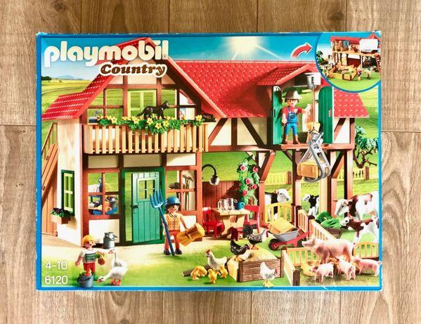 Playmobil 6120 Конструктор Большая Ферма