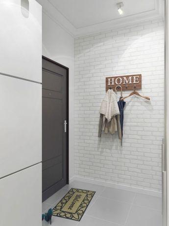 Укладка декоративного кирпича, комплексный ремонт, покраска стен