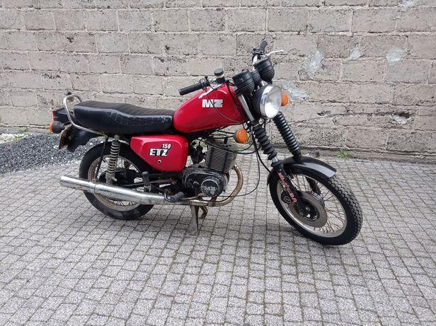 MZ ETZ 150 motocykl