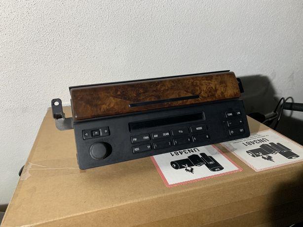 Radio original BMW completo E39