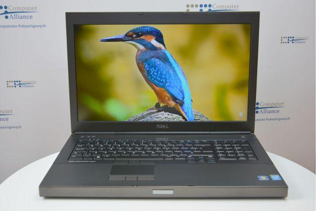 Dell M6800 i7-4810QM 16 GB 256 GB SSD nVidia Quadro K3100M 4 GB