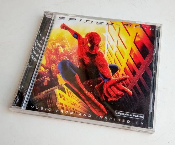 Spider Man soundtrack