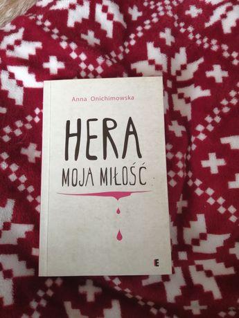 "Książka ""Hera moja miłość"""