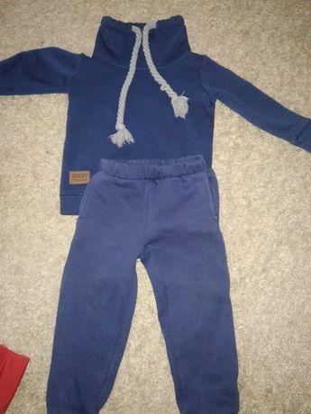 Флисовый костюм 2-3 года
