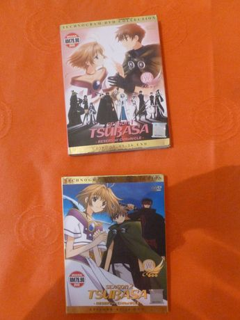 Tsubasa Reservoir Chronicle (Season 1 e 2 - Temporada 1 e 2)