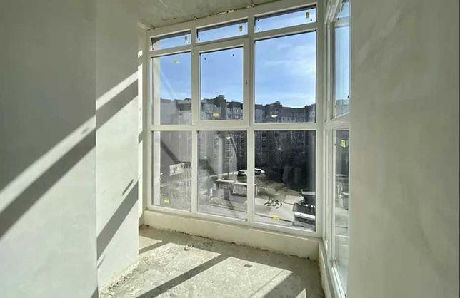 2к, БудАльянс, Озерна, панорамні вікна, тепла підлога! SKO