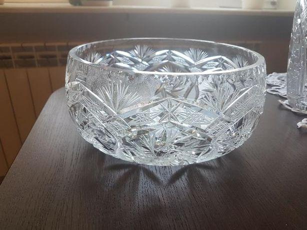 Miska kryształowa-prawdziwy kryształ