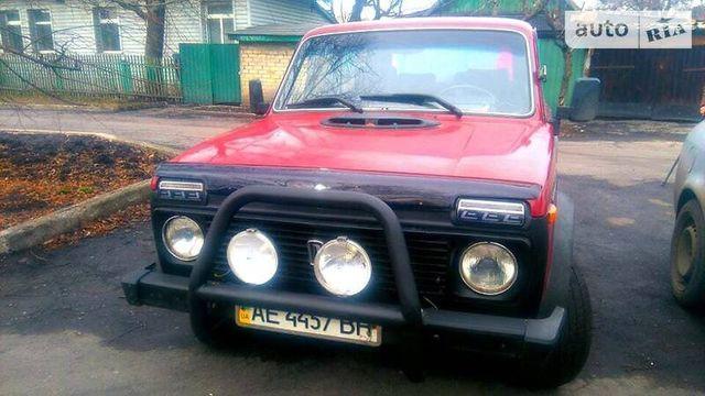 Продам ВАЗ 2121 Нива
