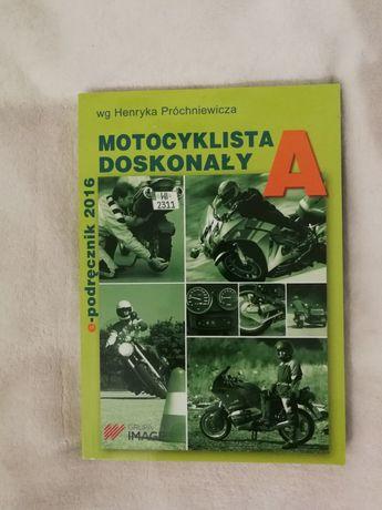 Podręcznik motocyklista doskonały A/A1/A2/AM