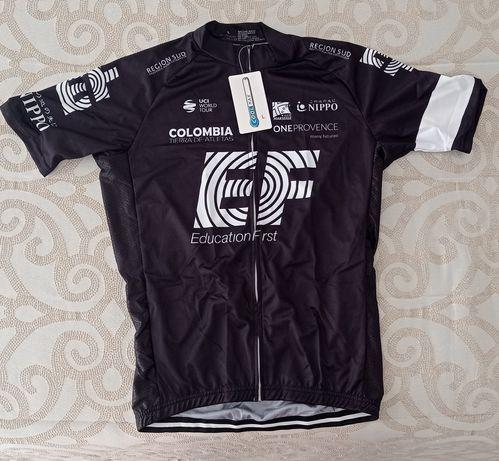 Equipamento Ciclismo equipa Education First 2021