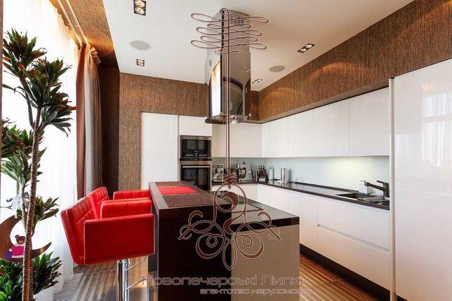 Предлагается 3-ком квартира 140 м2 в лучшем ЖК «Новопечерские Липки».