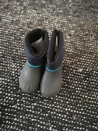 Botas da neve para crianças