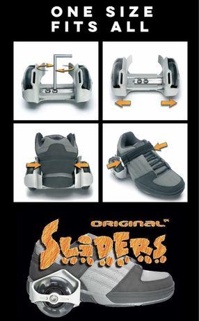 Sliders original - ślizgacze na buty