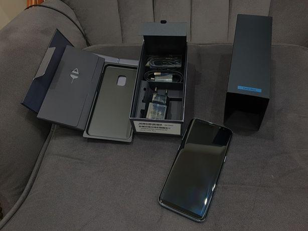 nowy telefon samsung galaxy s8 niebieski
