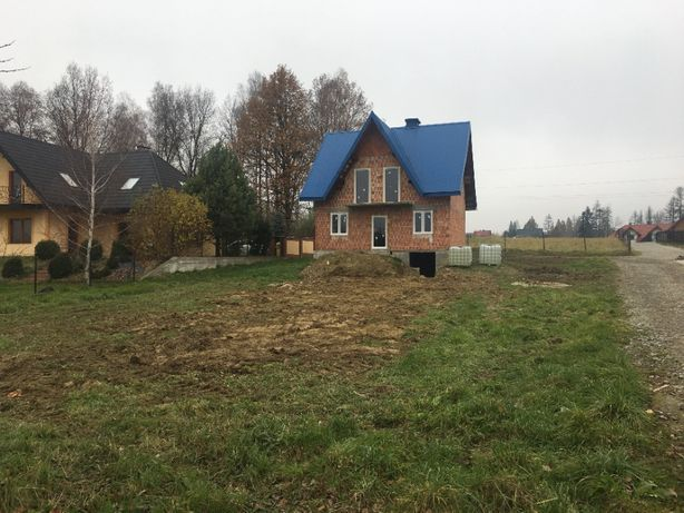 Dom w centrum Rabki-Zdrój .Ładna duża działka .