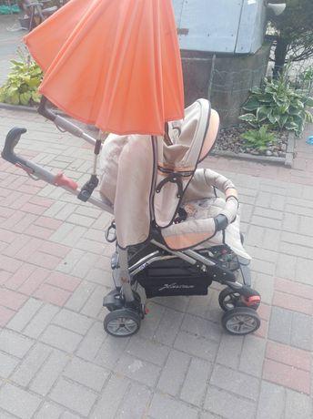 Spacerówka Hartan buggy IX 1