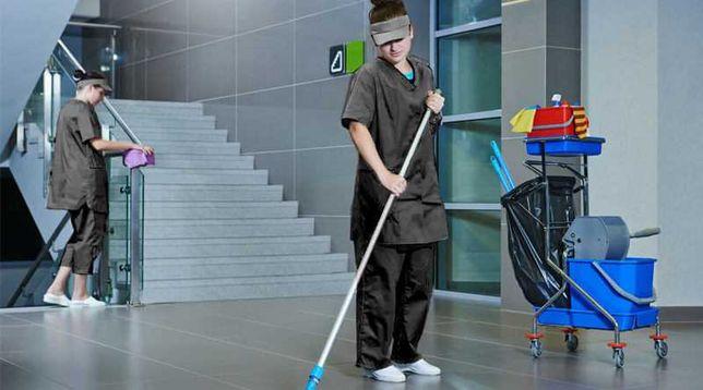 Уборка квартир, домов, помещений, генеральная уборка Клининг Запорожье