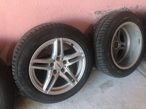 Jante 17+ pneus Novos
