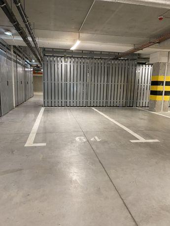 Wynajmę miejsce w garażu podziemnym Al. Architektów