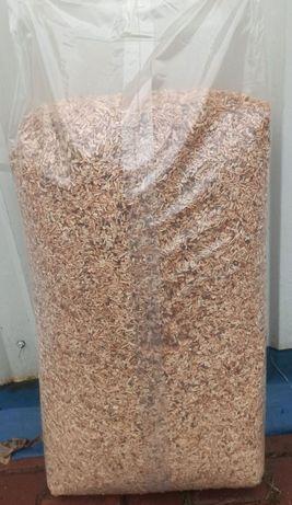 Zrębki wędzarnicze bukowo olchowe 15 kg KL08mm