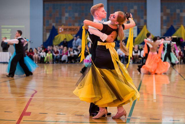 Sukienka taneczna do standardu ST