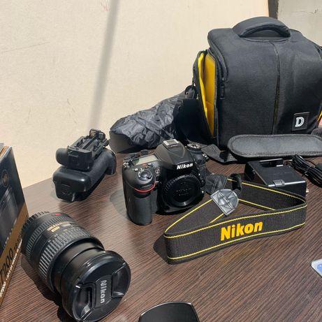 Nikon D7200 Зеркальный фотоаппарат