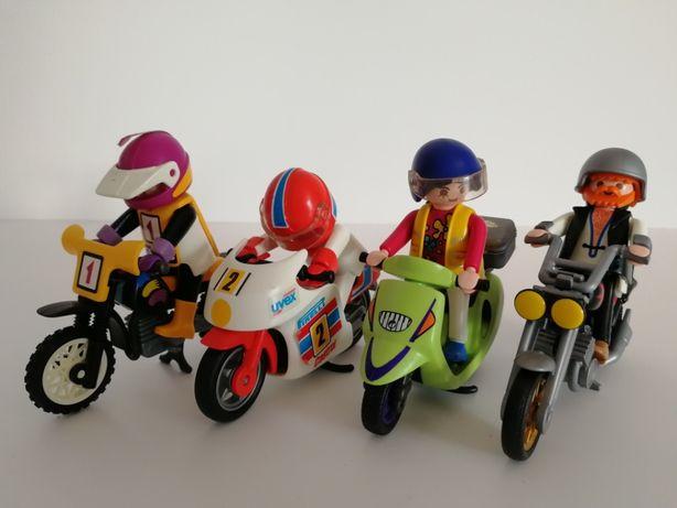 Playmobil - Conjunto Duas Rodas