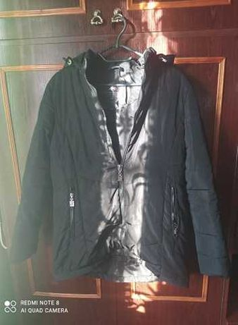 kurtka rozmiar: L czarna