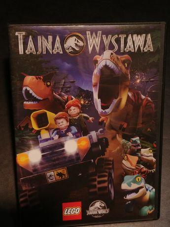 Film dvd bajka dla dzieci. Jurassic world lego