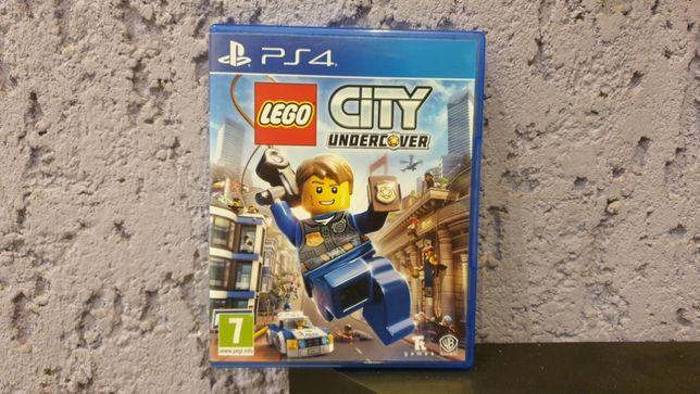 Lego City Tajny Agent / PS4 / PL / PlayStation 4