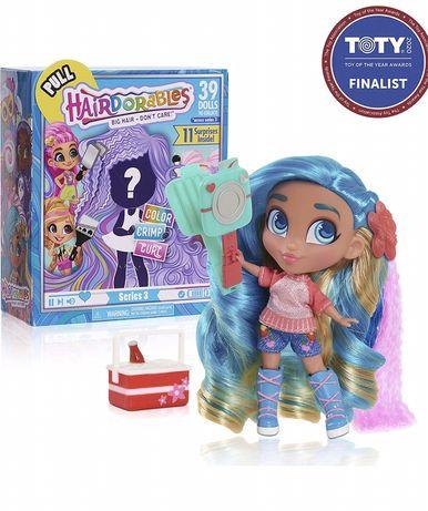 Хэрдораблс кукла с сюрпризом Hairdorables