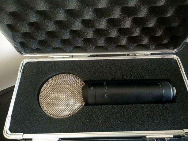 Oportunidade Streaming - Microfone Condensador M-Audio Luna