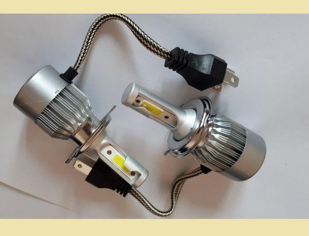 Светодиодные лампы на главный свет LED H4 3800LM