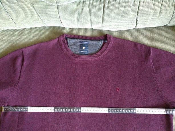 Sweter / bluza Pierre Cardin bawełna XXL