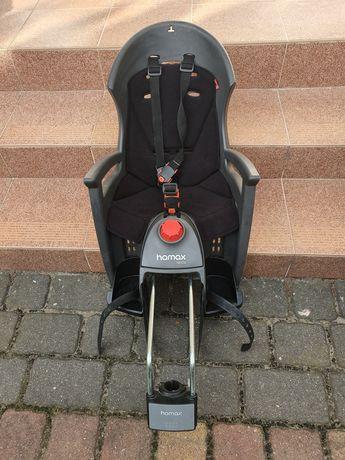 Hamax siesta fotelik rowerowy krzesełko na rower hamax z regulowanym s