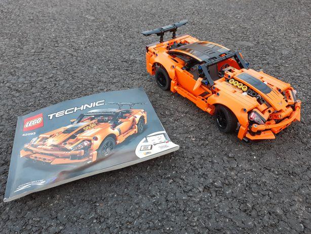 Lego Technic 42093 Auto Corvette Zr1