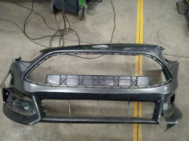 Бампер перед Ford Focus ST 3 mk3 рестайлинг 2014-