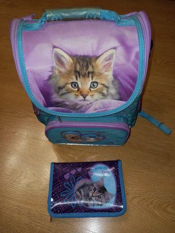 Продам каркасный рюкзак Kite+ПОДАРОК-пенал Kite