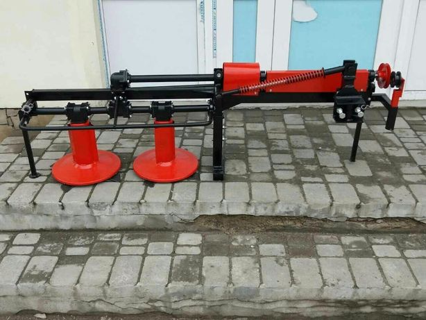 Роторна коса КР-09.Роторная косилка на минитрактор,трактор,мінітрактор